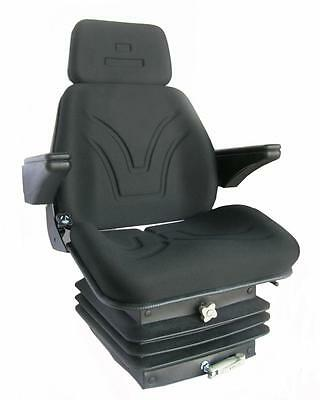 Seat Approved For Tractor With Mechanical Suspension And Arms