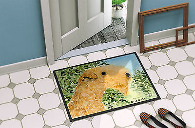 Carolines Treasures  SS8888MAT Lakeland Terrier Indoor Outdoor Mat 18x27 Doormat