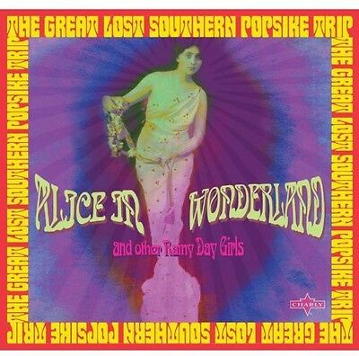 Southern Pop Psych Trip - Alice In Wonderland (2013, CD NEUF)2 DISC SET