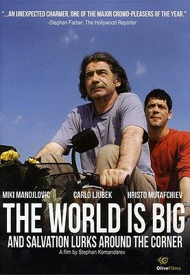 World Is Big and Salvation Lurks Around the Cor (2011, DVD NEUF) BUL LNG/ENG SUB