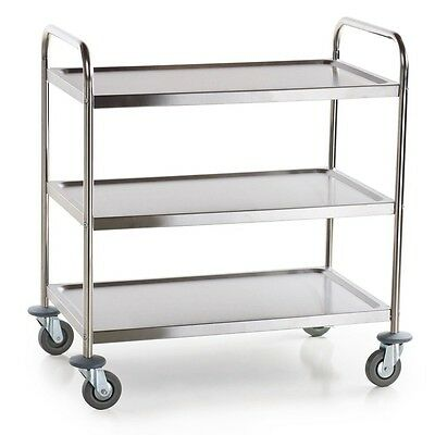 Medical Stainless Steel Cart