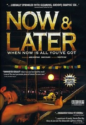 Now & Later (2011, DVD NEUF)