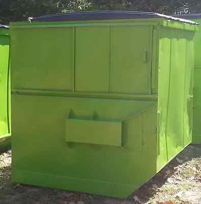 8 Yard Front Load Dumpsters