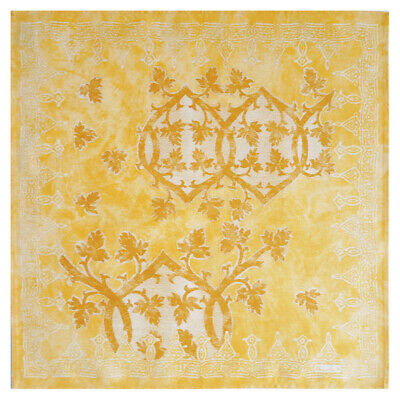 NEW Beauville Rialto Yellow Napkin