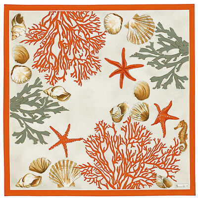 NEW Beauville Corail Red Napkin