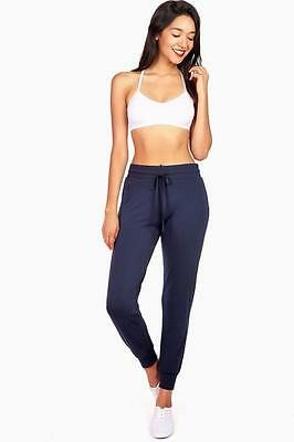 Perfect Soft 'n Cozy Drawstring Waist Gym Joggers for Lounging or Working Out