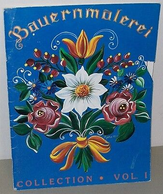 Pipka's ~ Folk Art BAUERNMALEREI Collection Vol. 1 ~ (1987) 65 pages