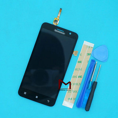 For Lenovo A8 A806 A808t New Touch Digitizer Screen Glass +LCD Display Assembly