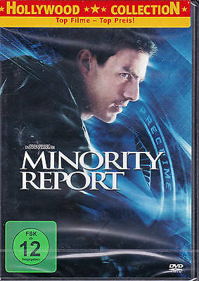 Minority Report *DVD*NEU*OVP* Tom Cruise - Steven Spielberg