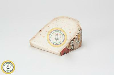 Tomato / Olive Goat's Cheese   +/- 500 grammes / 1.1 lbs
