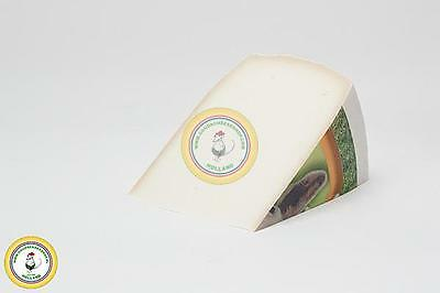 Young matured goats cheese   +/- 500 grammes / 1.1 lbs