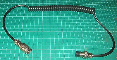4 Pin Cb Radio Microphone Extension Cable Lead