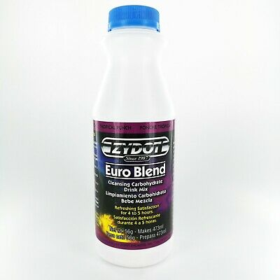 Zydot Euro Blend Detox Cleansing Carb Drink Mix / De-Tox / Carbohydrate Carb