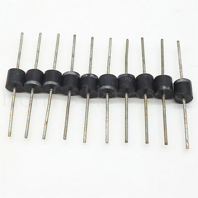 10pcs 15amp 15A 45V Schottky Axial Rectifier Blocking Diode For DIY Solar Panel