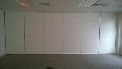Acoustic Folding Partition Wall