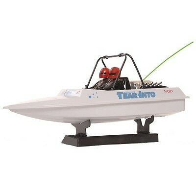 """RC NQD 21"""" Tear Into Jet Boat Fast Boat Remote Control & Brushless Kit UK"""