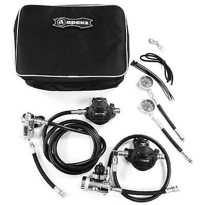 SF-1: original Apeks Sidemount Atemregler Regulator Set DST - XTX 50 Modell 2018