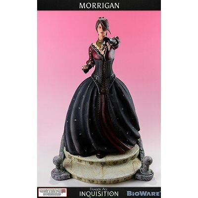 Dragon Age Morrigan Statue GAMING HEADS