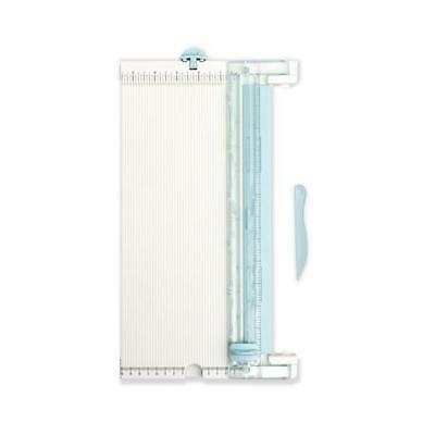 We R Memory Keepers Paper Trimmer & Score Board (White)