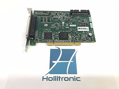 National Iinstruments PCI-6221-37  PCI Interface Card 192970C-01L