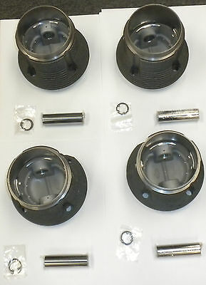 SET 77mm x 64 Stroke 36HP EMPI Piston /& Cyl Type 1, Bug, Beetles, Ghia, Bus