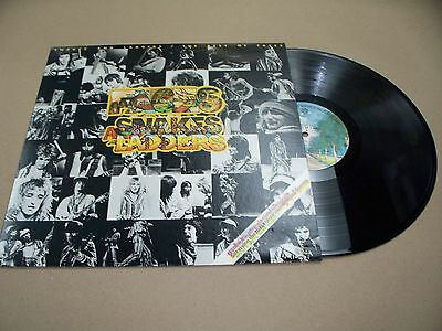 Faces Snakes And Ladders The Best Of Faces Lp Rod Stewart