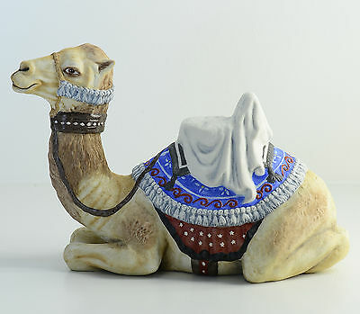 "Boehm Porcelain Nativity Sculpture BSB16 /""CAMEL/"" Showroom New"