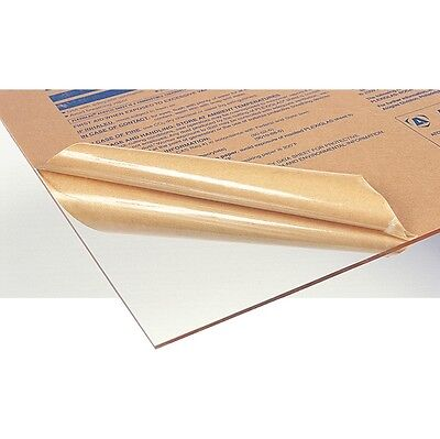 Acrylic Clear Perspex Pack Of 5 A4 210x297x1.5mm CAST Sheet UV Rated FREE POST