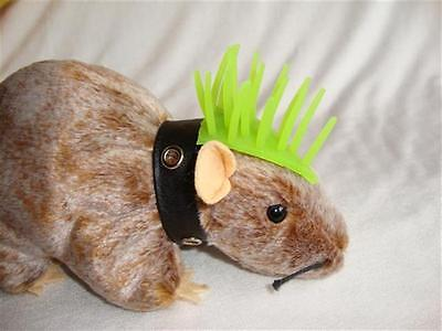 Punk Rocker Costume for Rat from Petrats