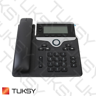 BRAND NEW Cisco IP VoIP 7821 LCD Display Digital Conference Phone (CP-7821-K9=)