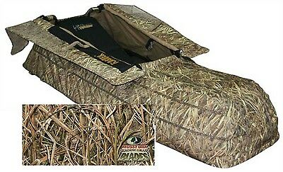Avery Ghg Ground Force Layout Ground Hunting Blind Shadow Grass Blades Camo New