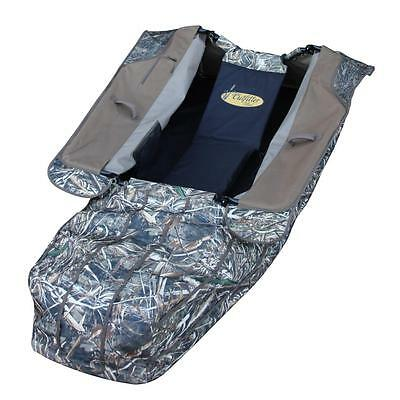 Avery Ghg Outfitter Layout Ground Hunting Blind Realtree Max 5 Camo New