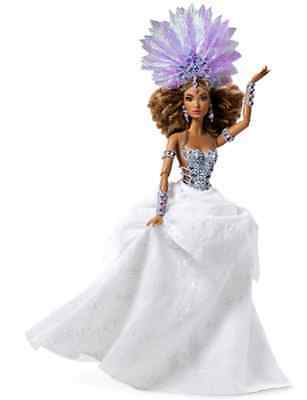 2016 Barbie Luciana Global Glamour Gold Label