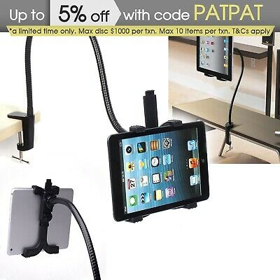 Mount 360 Rotating Lazy Bed Desk Stand Holder For iPad 2 3 4 Air Mini Tablet AU