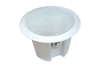 Public Broadcasting HD Voice IP Phone - SIP CEILING SPEAKER - Free Shipping