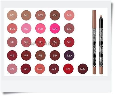 Dream Lipliner High Quality Makeup Pencil 26 Rich Long Lasting,pencil with soft
