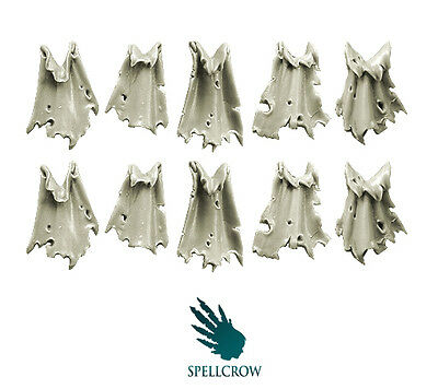 Spellcrow - Rags Tabards - CHAOS PLAGUE BITS