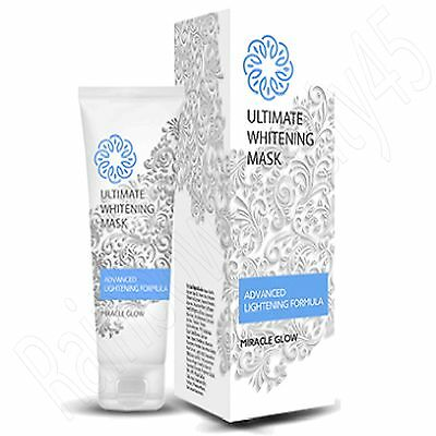 Hendel's Garden miracle glow Ultimate whitening Maske skin lighteners 50ml-200ml