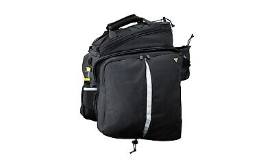 Topeak MTX Bicycle Trunk Bag DXP With Rigid Molded Panels - Quicktrack 22.6L  NE