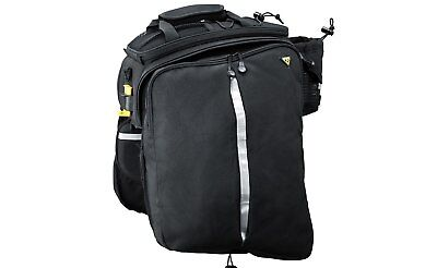 Topeak MTX Bicycle Trunk Bag EXP with rigid molded panels - 16.6L  NEW Bicycles