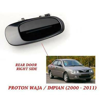 Rear Right Hand Side Outer Exterior Door Handle Fit Proton Waja Impian 00-11