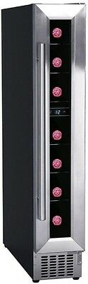 Statesman IWC7SS 15cm 7 Bottle Wine Cooler Stainless Steel FA7777