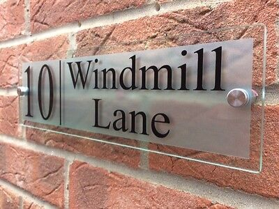 Image result for front door with house number and road name