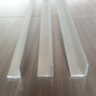 ALUMINIUM EQUAL ANGLE Choose SIZE & LENGTH