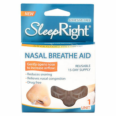 SleepRight Nasal Breathe Aid (Trial Pack)