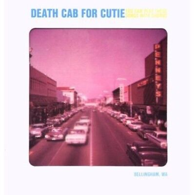 You Can Play These Songs With Chords - Death Cab For Cutie (2002, CD NEUF)
