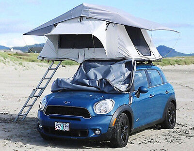 Ventura Deluxe 1.4 Car Roof Tent Expedition Camping Touring 4x4 T5 RRP £1600