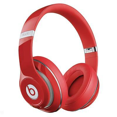 Beats by Dr. Dre New Studio Red, Cuffie High Definition