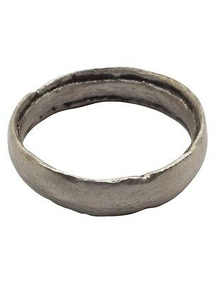 Ancient Viking Ring Wedding Band  C.900A.D. Size 10 1/4  (20.2mm)[PWR1059]