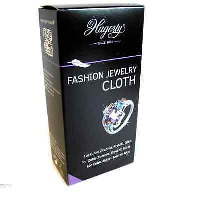 Hagerty Fashion Jewel Jewellery Cloth for CZ's Crystal & Glass - SH706A